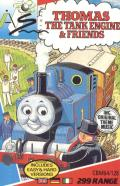 Thomas the Tank Engine & Friends Commodore 64 Front Cover