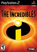 The Incredibles PlayStation 2 Front Cover