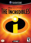 The Incredibles GameCube Front Cover
