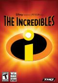 The Incredibles Macintosh Front Cover