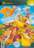 TY the Tasmanian Tiger 2: Bush Rescue Xbox Front Cover