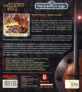 Realms of Arkania III: Shadows over Riva DOS Back Cover