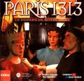 Paris 1313: The Mystery of Notre-Dame Cathedral Macintosh Other Jewel Case - Front
