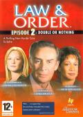 Law & Order II: Double or Nothing Windows Other Keep Case - Front