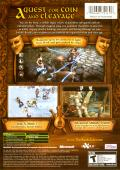 The Bard's Tale Xbox Back Cover