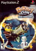 Ratchet & Clank: Going Commando PlayStation 2 Front Cover