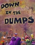 Down in the Dumps DOS Front Cover