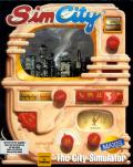 SimCity DOS Front Cover