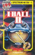 I Ball II ZX Spectrum Front Cover