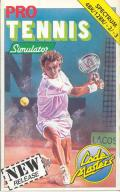 Pro Tennis Simulator ZX Spectrum Front Cover