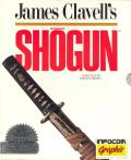 James Clavell's Shogun Apple II Front Cover