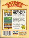Express Raider ZX Spectrum Back Cover