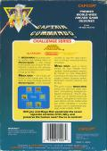 Mega Man NES Back Cover