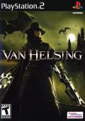 Van Helsing PlayStation 2 Front Cover