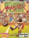 Grand Monster Slam Amiga Front Cover