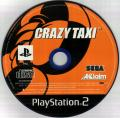 Crazy Taxi PlayStation 2 Media