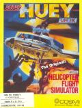 Super Huey UH-IX Apple II Front Cover