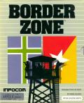 Border Zone Apple II Front Cover