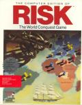 The Computer Edition of Risk: The World Conquest Game Apple II Front Cover