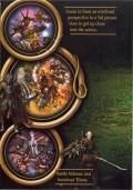 SpellForce: The Order of Dawn Windows Inside Cover Left Flap