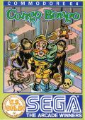 Congo Bongo Commodore 64 Front Cover