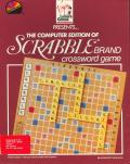 The Computer Edition of Scrabble Brand Crossword Game Apple II Front Cover