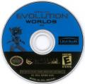Evolution Worlds GameCube Media