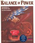 Balance of Power Apple II Front Cover