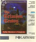 The Crimson Crown Apple II Front Cover