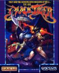Black Tiger Atari ST Front Cover