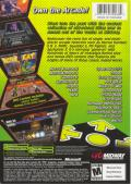 Midway Arcade Treasures 2 Xbox Back Cover