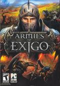 Armies of Exigo Windows Front Cover