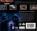 Pool of Radiance: Ruins of Myth Drannor Windows Back Cover