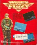 Wings of Fury DOS Back Cover