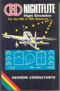 Nightflite ZX Spectrum Front Cover