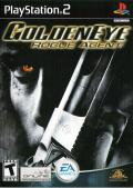 GoldenEye: Rogue Agent PlayStation 2 Front Cover