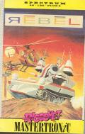 Rebel ZX Spectrum Front Cover