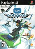 EyeToy: AntiGrav PlayStation 2 Front Cover