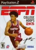 ESPN College Hoops 2K5 PlayStation 2 Front Cover