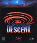 Descent DOS Front Cover