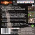 Payback Game Boy Advance Back Cover