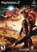 Jak 3 PlayStation 2 Front Cover