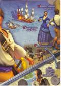 Sid Meier's Pirates! Windows Inside Cover Right Flap