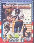 Super Bowl ZX Spectrum Front Cover