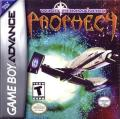 Wing Commander: Prophecy Game Boy Advance Front Cover