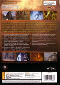 Knights of the Temple: Infernal Crusade Windows Back Cover