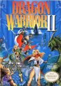 Dragon Warrior II NES Front Cover