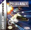 Phalanx Game Boy Advance Front Cover