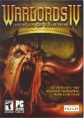 Warlords IV: Heroes of Etheria Windows Front Cover