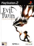 Evil Twin: Cyprien's Chronicles PlayStation 2 Front Cover